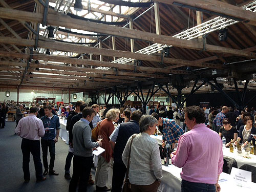 Real Wine Fair, Tobacco Dock