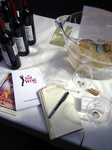 Yapp stall - Real Wine Fair