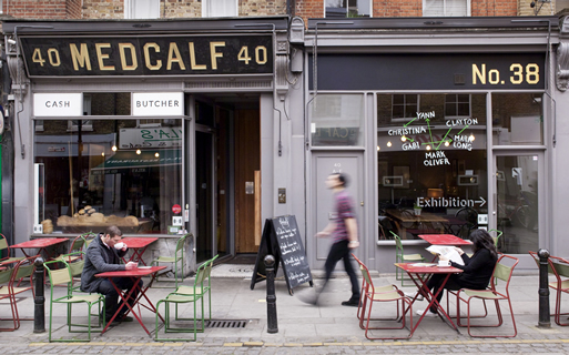 The Medcalf Restaurant and Bar