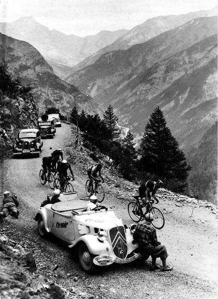 Tour de France - Citroen