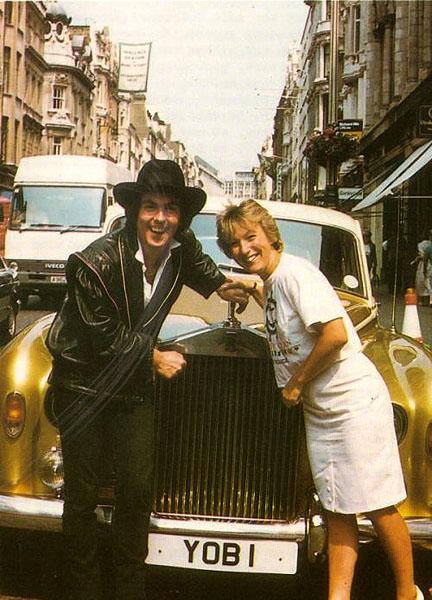 Dave Hill - Slade - Rolls Royce - YOB 1