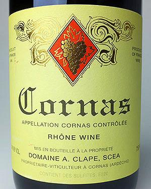 Cornas: Domaine Clape