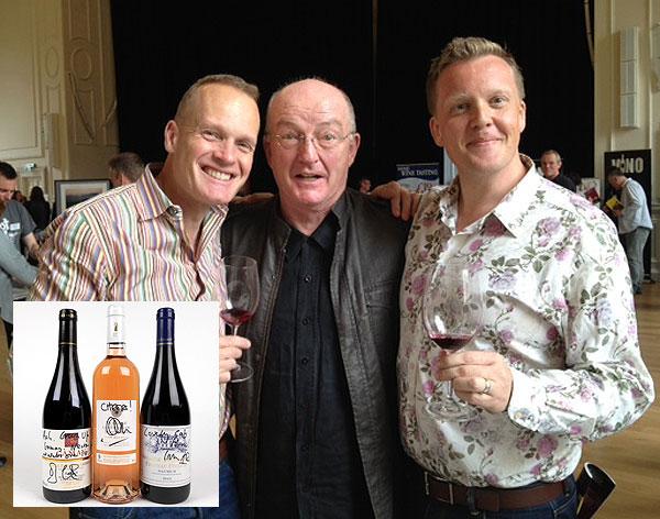 Three Wine Men - Competition Autumn 2014