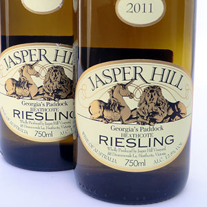 Jasper Hil - Riesling - Georgias Paddock