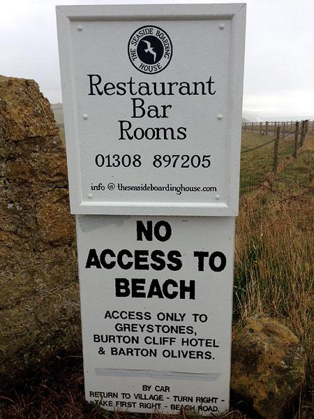 The Seaside Boarding House Restaurant