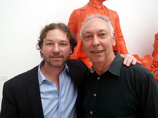 Jeb Dunnuck and Ron Laughton