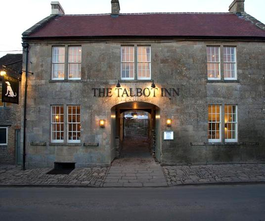 The Talbot Inn, Mells