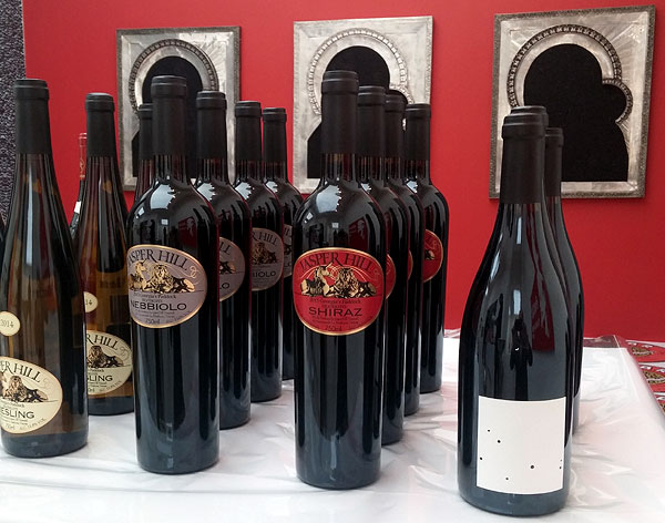 Jasper Hill wines