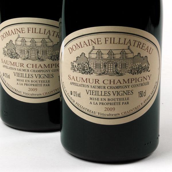 Saumur-Champigny 'Vieilles Vignes': Domaine Filliatreau 1989