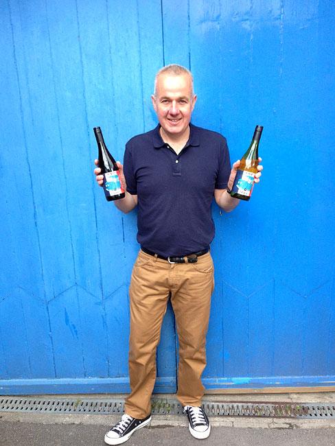 Jason Yapp - own label wines