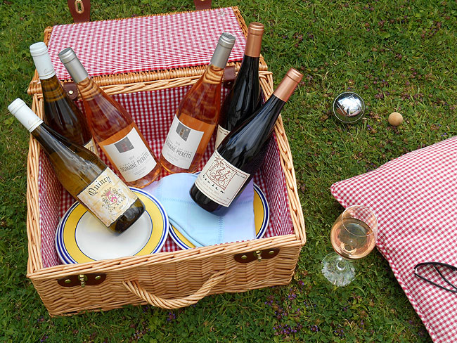 Food and Wine Matching - August 2015