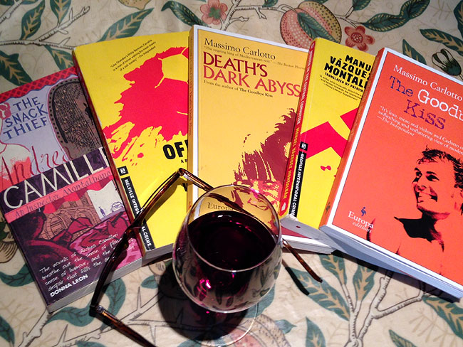 European Noir literature