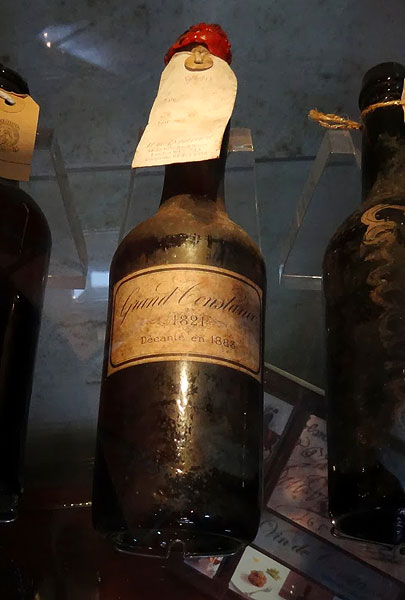 Vin de Constance 1821