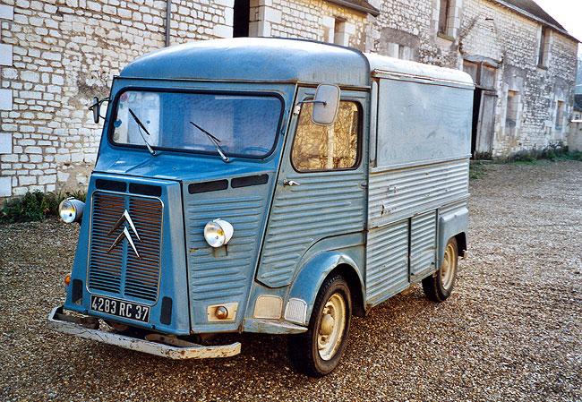 Citroen H-Van unrestored original