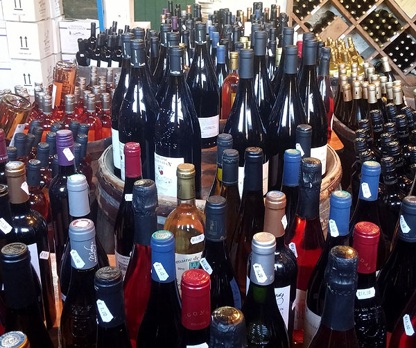 Christmas Bin Ends Wine Sale 2015