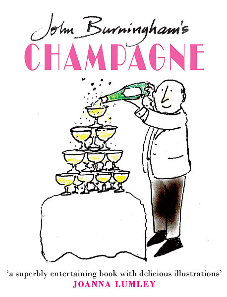 John Burningham - Champagne book