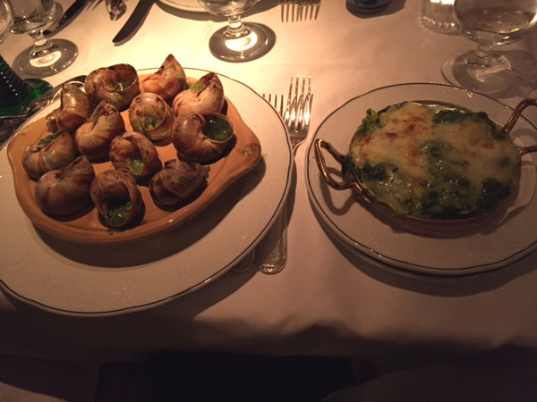 Bellanger escargots