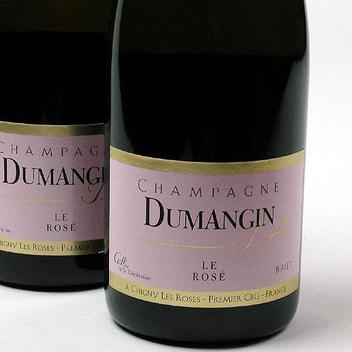 Rose Champagne Dumangin Fils