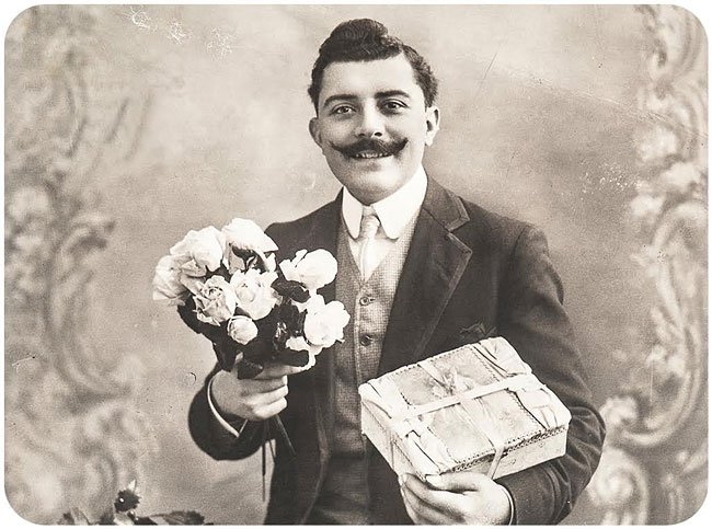 Vintage Valentine - MaineToday.com