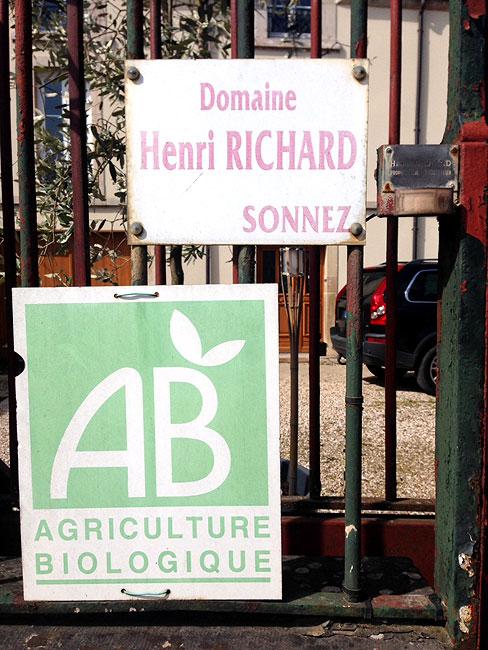 Domaine Henri Richard