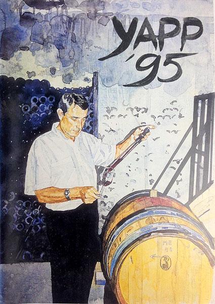 Gérard Chave by John Raynes