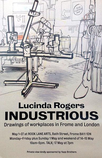 Lucinda Rogers - Industrious