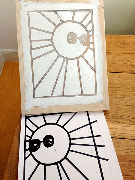 screen print transfer