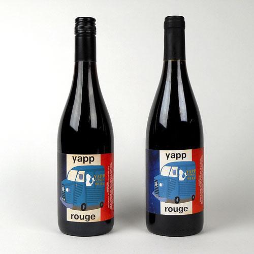 Yapp Rouge bottles