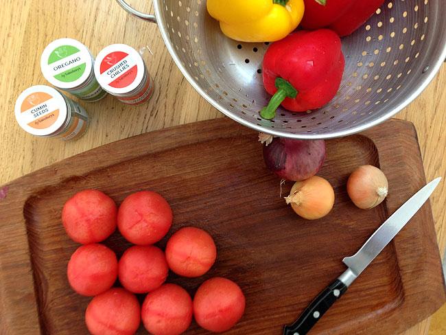 tomato salsa ingredients