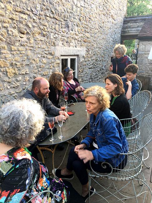 Birthday Party - Talbot Inn, Mells