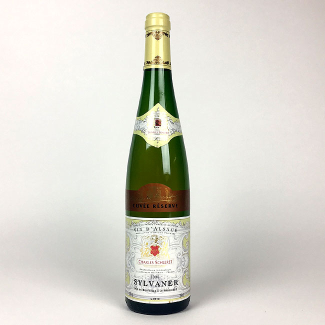 Alsace Sylvaner 2006 Charles Schleret