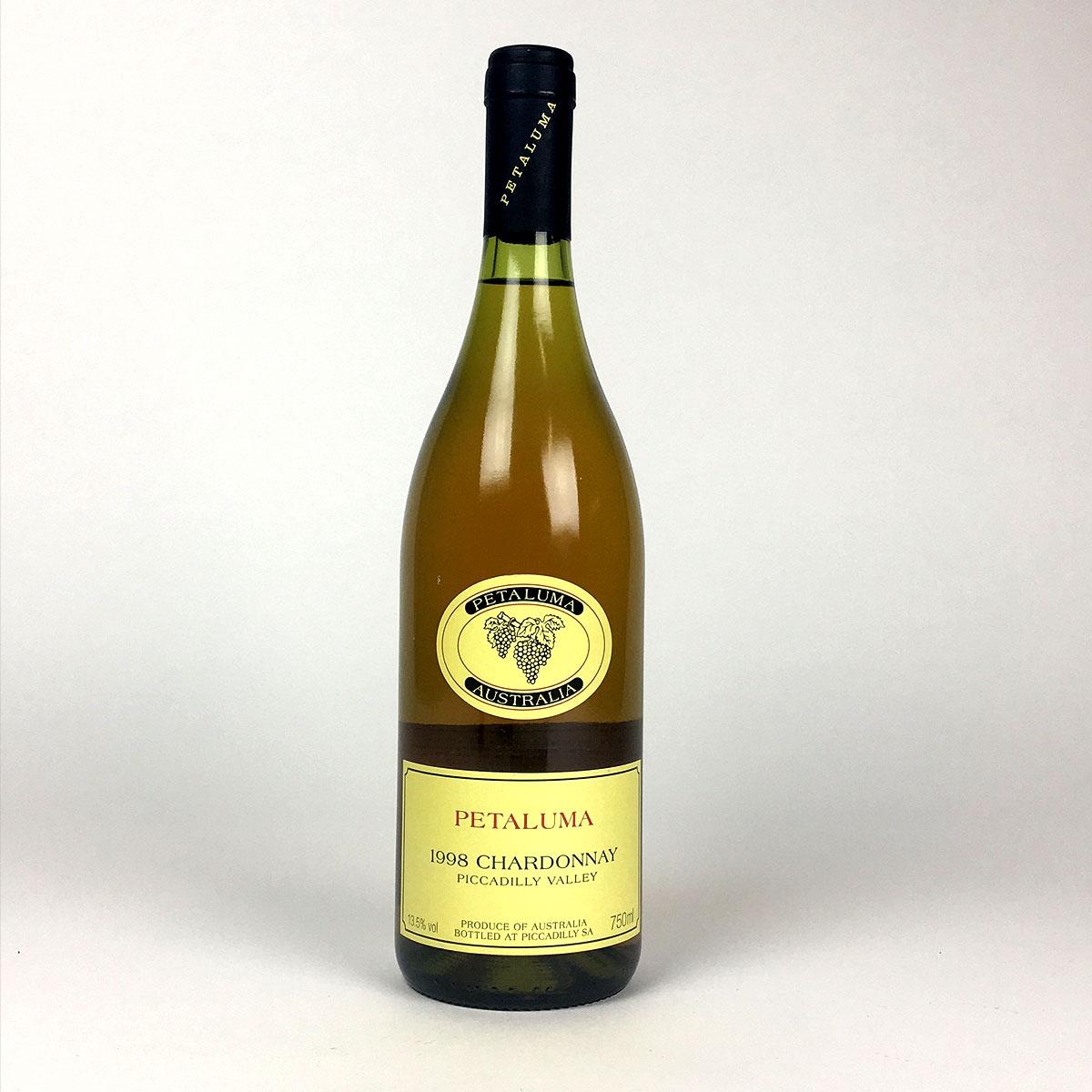 Petaluma Picadilly Valley Chardonnay 1998