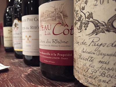 Rhône 2016-17: Field Work