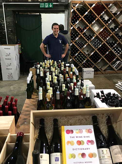 Christmas Wine Tasting and Sale 2017