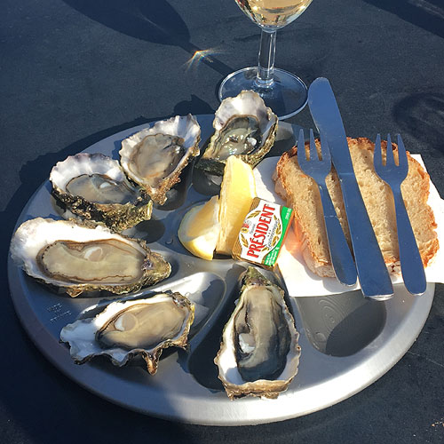Archaron oysters