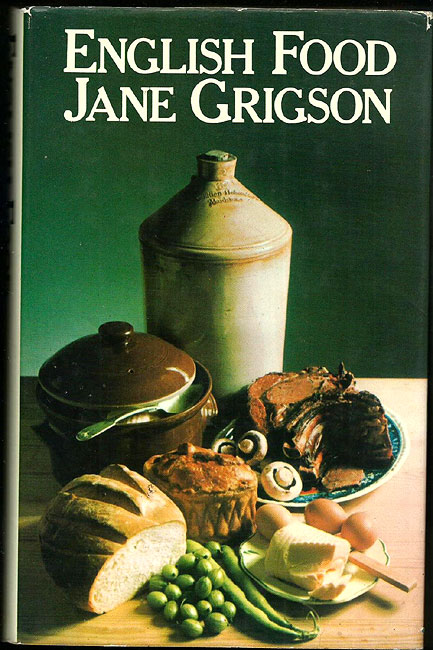 Jane Grigson - English Food (1974)