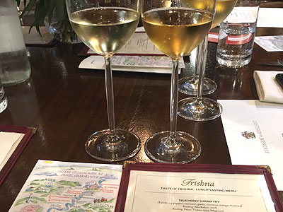 Elegant, food-friendly Rieslings