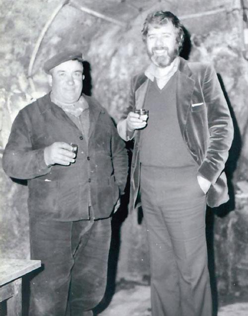 Jean Vatan and Robin Yapp