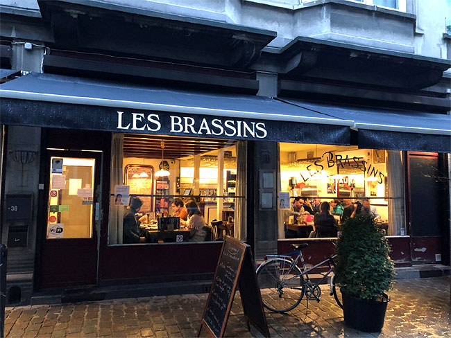 Les Brassins Restaurant