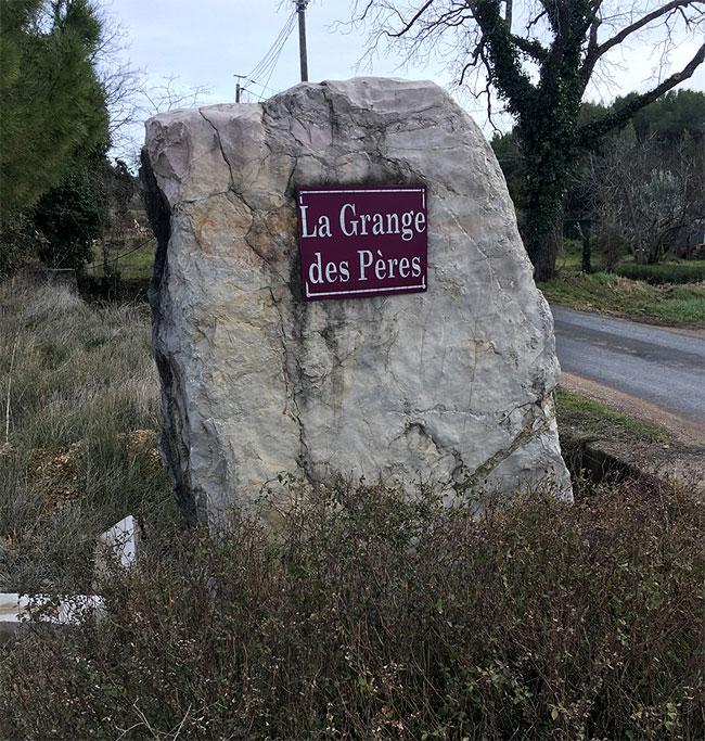 Domaine La Grange des Pères