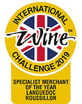 IWC Specialist Wine Merchant of the Year 2019