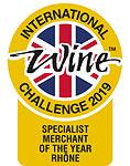 IWC Specialist Wine Merchant of the Year 2019 - Rhône