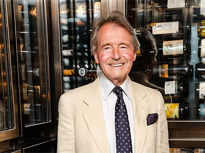 Ten Quick Questions for a Wine Aficionado: #20. Steven Spurrier