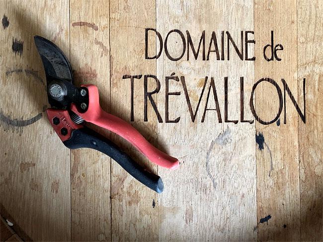 Domaine de Trevallon 2018