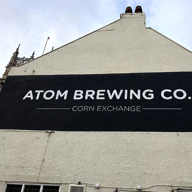Atom Brewing Company - Hull