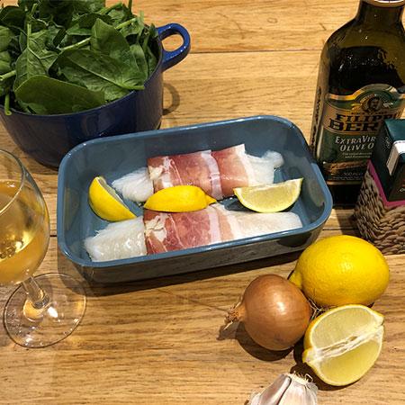simple fish supper ingredients