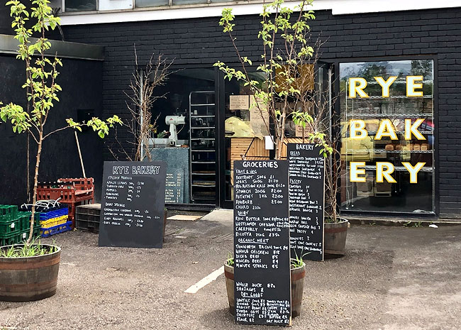 Rye Bakery, Frome