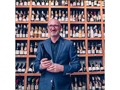 Ten Quick Questions for a Wine Aficionado: #20. Kent Barker at Eight Stony Street