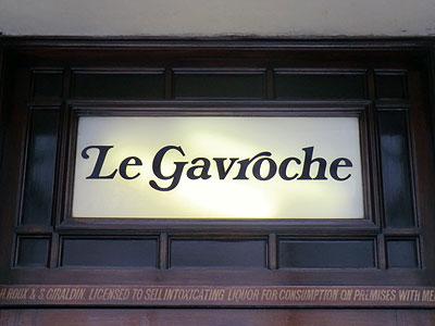 'Gavroche' Gastronomics