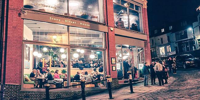 Eight Stony Street, Frome - Restaurant & Wine Bar